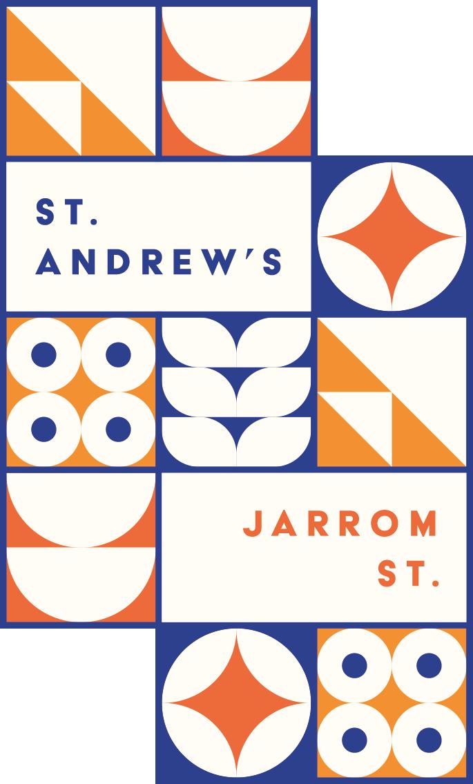 St Andrew's Jarrom Street
